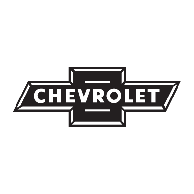 Chevrolet Black logo vector