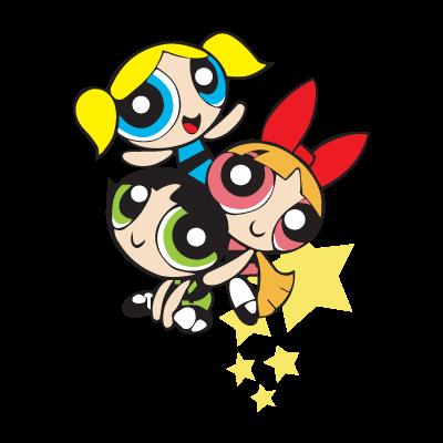 Chicas Super Poderosas logo vector