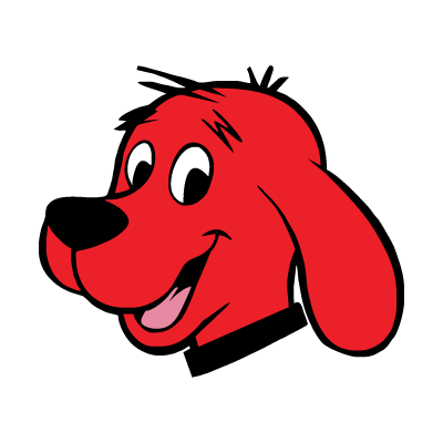 Clifford The Red Dog logo