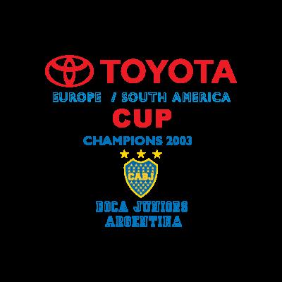 Club Atletico Boca Juniors logo