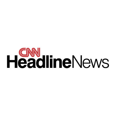 CNN Headline News logo vector