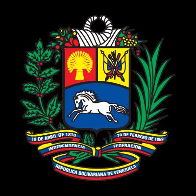 Coat of arms of Venezuela logo
