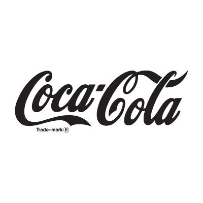 Coca-Cola black logo
