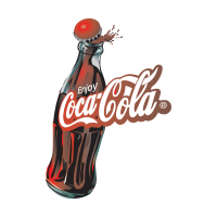 Coca-Cola Enjoy (.AI) logo vector free