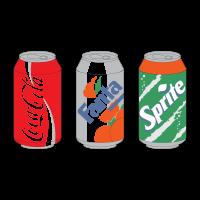 Coca-Cola Products logo vector free