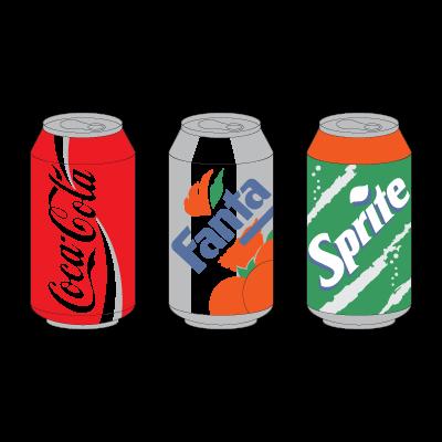 Coca-Cola Products logo vector
