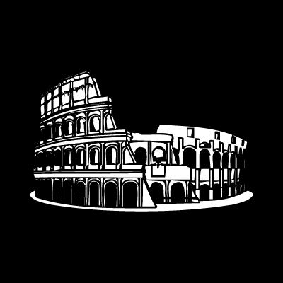 Colosseo roma logo