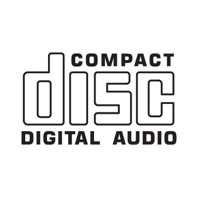 Compact Disc CD logo