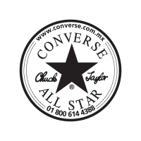 Converse All Star (.EPS) logo vector