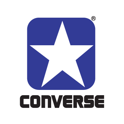 Converse Shoes (.AI) logo vector