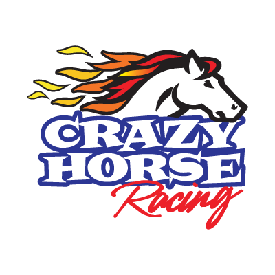 Crazy Horse Racing logo