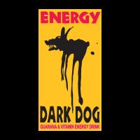 Dark Dog logo vector free download