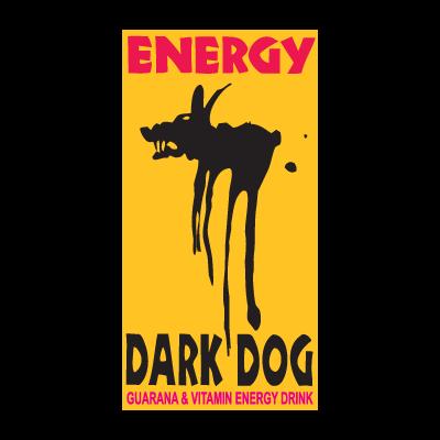 Dark Dog logo vector