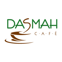 Dasmah Cafe logo vector free