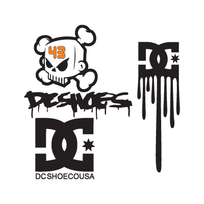 DC Shoes logo vector
