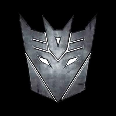 Decepticon from Transformers logo