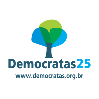 Democratas logo vector