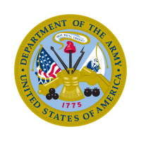 Department of the Army logo vector free