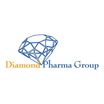 Diamond Pharma logo vector