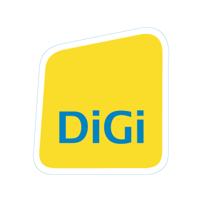 Digi logo vector