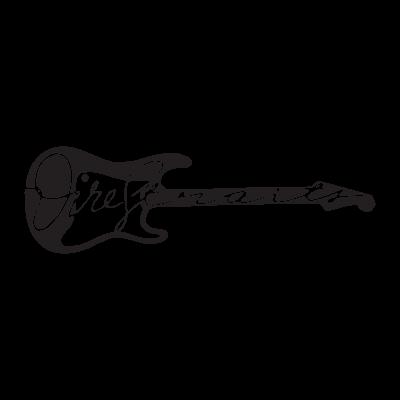 Dire Straits logo vector