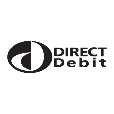 Direct Debit logo vector
