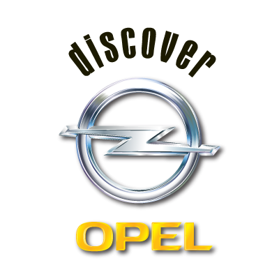Discover opel logo vector