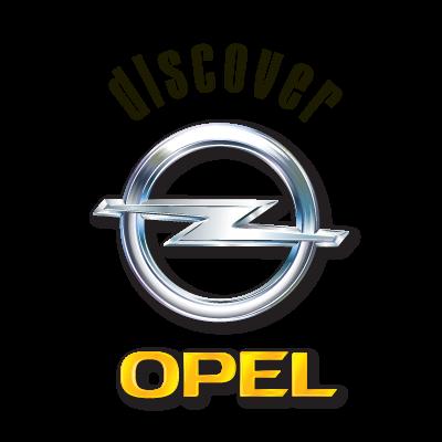 Discover opel logo