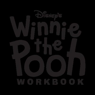 Disney's Winnie the Pooh logo vector