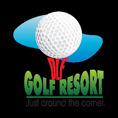 DLF Golf Resort logo
