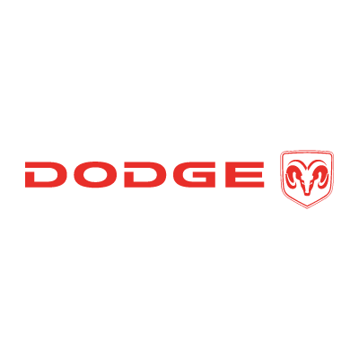 Dodge Red logo vector