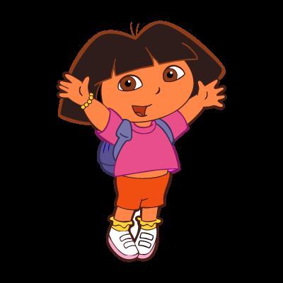 Dora logo vector