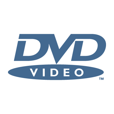 DVDVideo logo vector