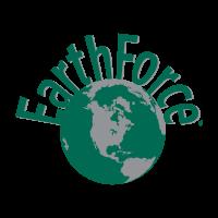 Earth Force logo vector free