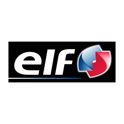 Elf 2005 logo vector