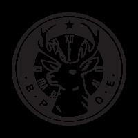 Elks Club logo vector free download