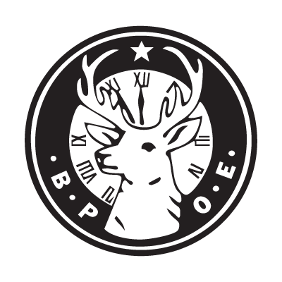 Elks Club logo vector