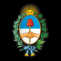 Escudo argentino logo vector free
