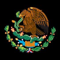 Escudo Mexico logo vector free