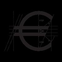 Euro cons logo vector free download