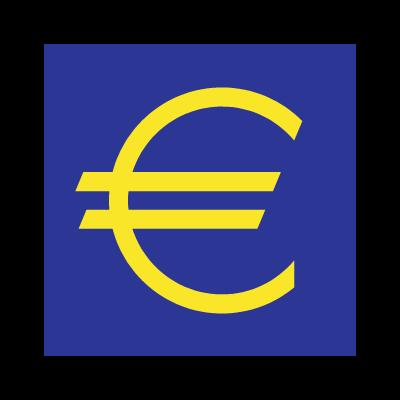 Euro logo vector