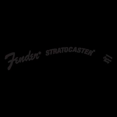 Fender Stratocaster logo