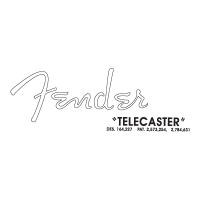Fender Zouzoul – Spagetti logo vector free download