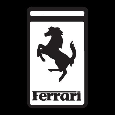 Ferrari (.EPS) logo vector