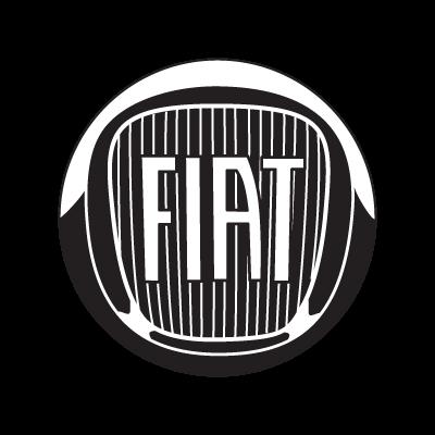 Fiat B&W logo
