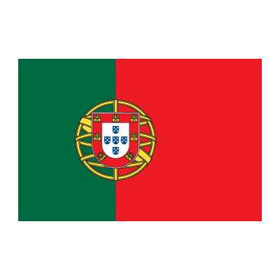 Flag of Portugal logo vector