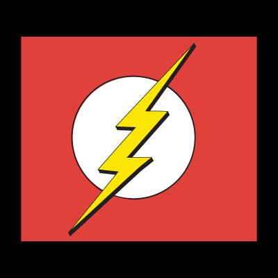 Flash superhero logo