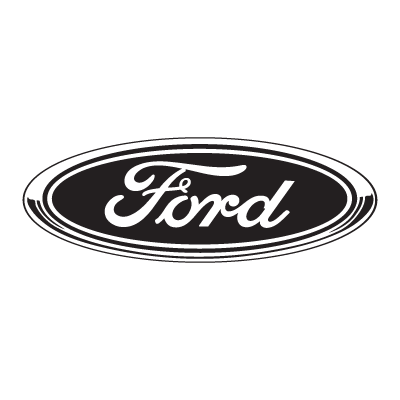 Ford Black logo vector