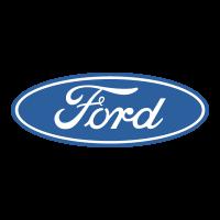 Ford emblem logo vector