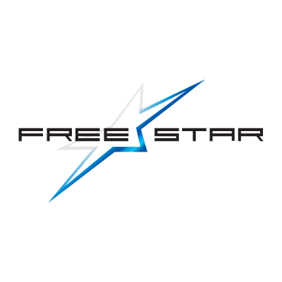 Free Star logo vector